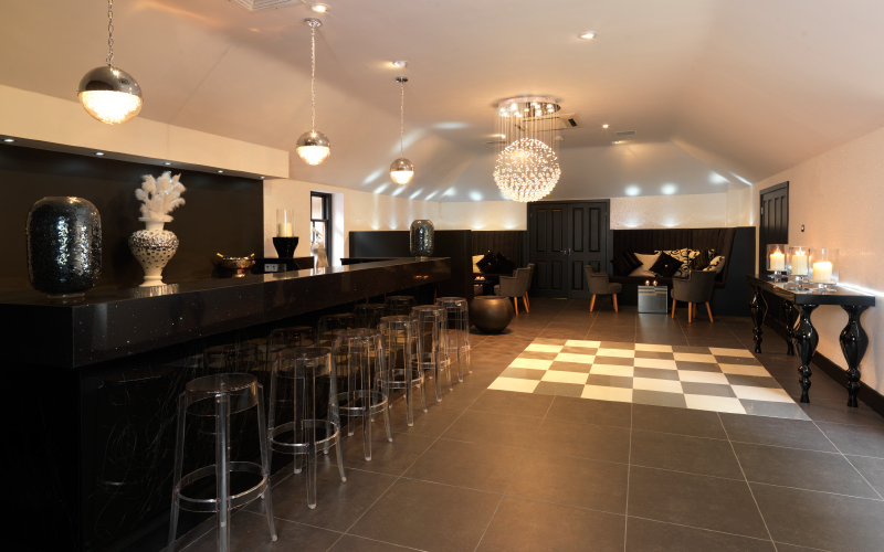 wedding venue with nightclub cheshire