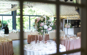 luxury wedding venue cheshire