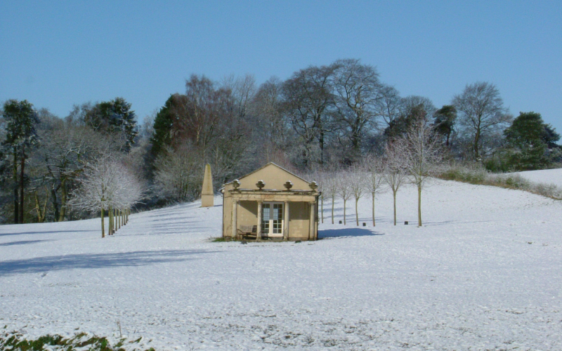 countryside wedding venues cheshire outdoor with snow