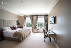 Cheshire wedding venue with rooms