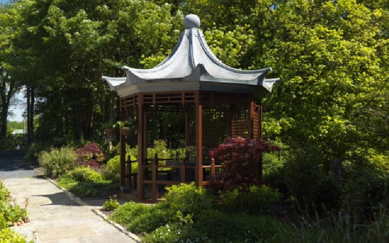 outdoor wedding venue cheshire