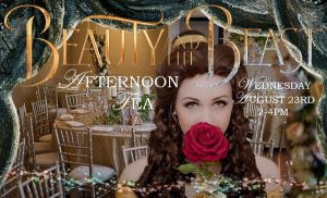 Beauty & the Beast Event Cheshire