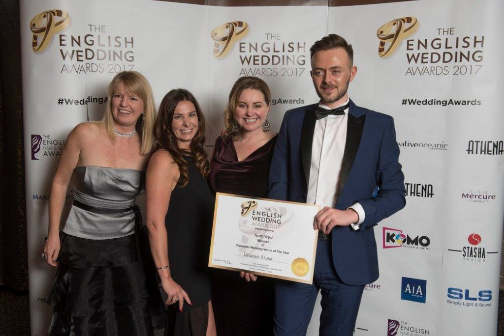 the wedding awards cheshire wedding venue