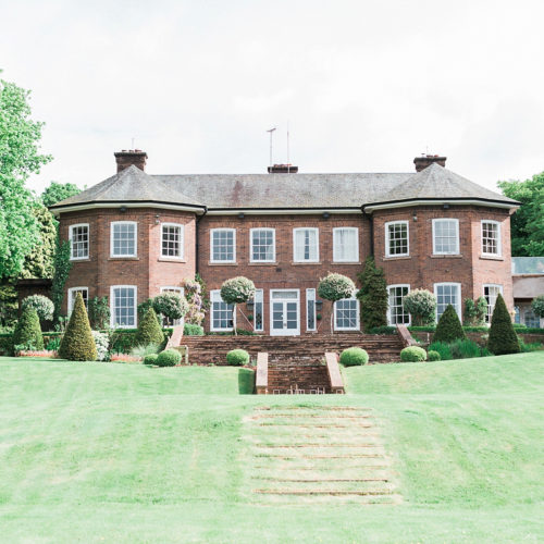 Outdoors Delamere Manor