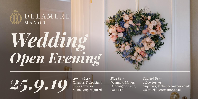 Luxury Wedding Venues Cheshire, Wedding venues, Delamere Manor