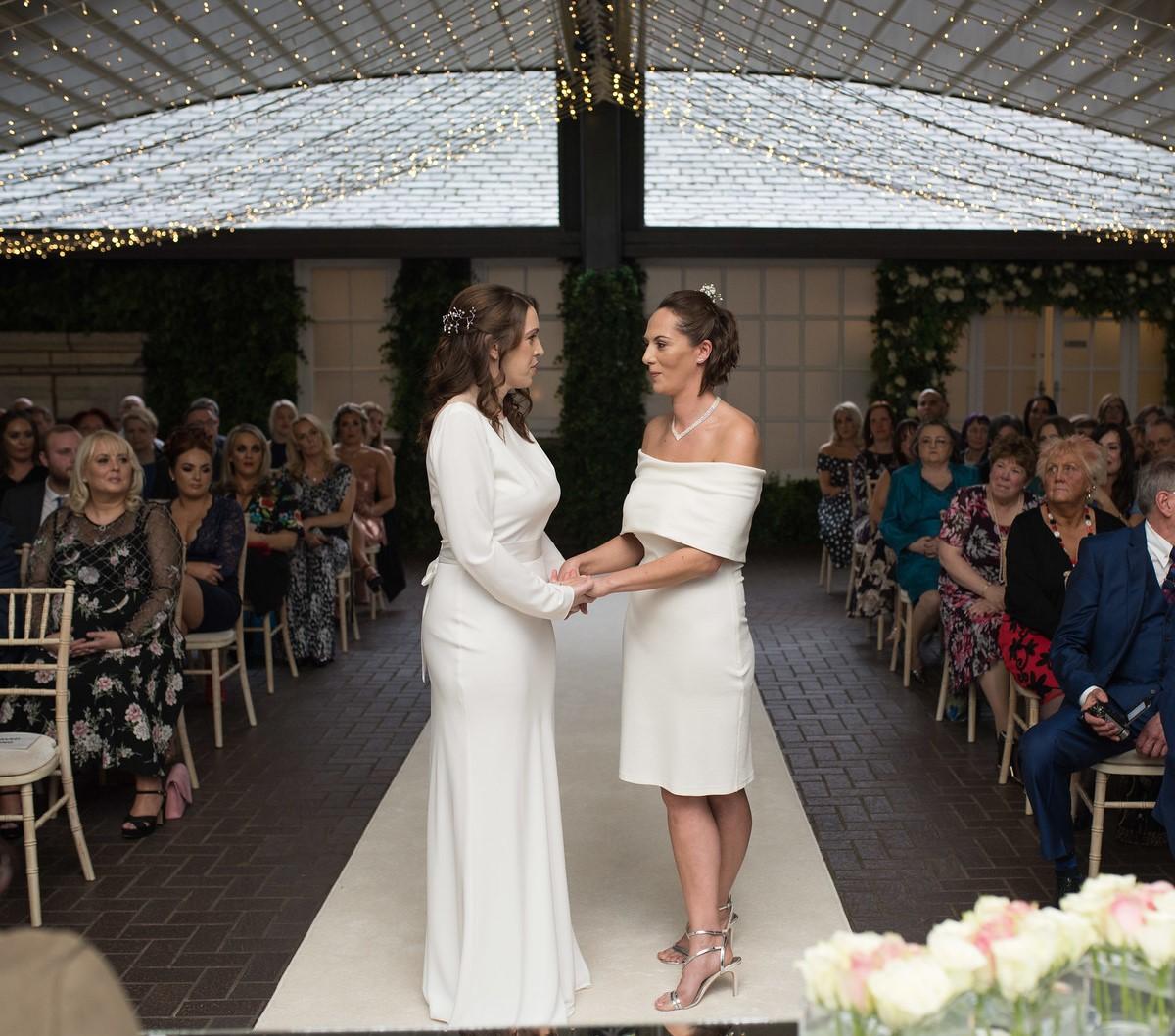 Susan Sumner & Marissa Farrell – Beautiful Brides