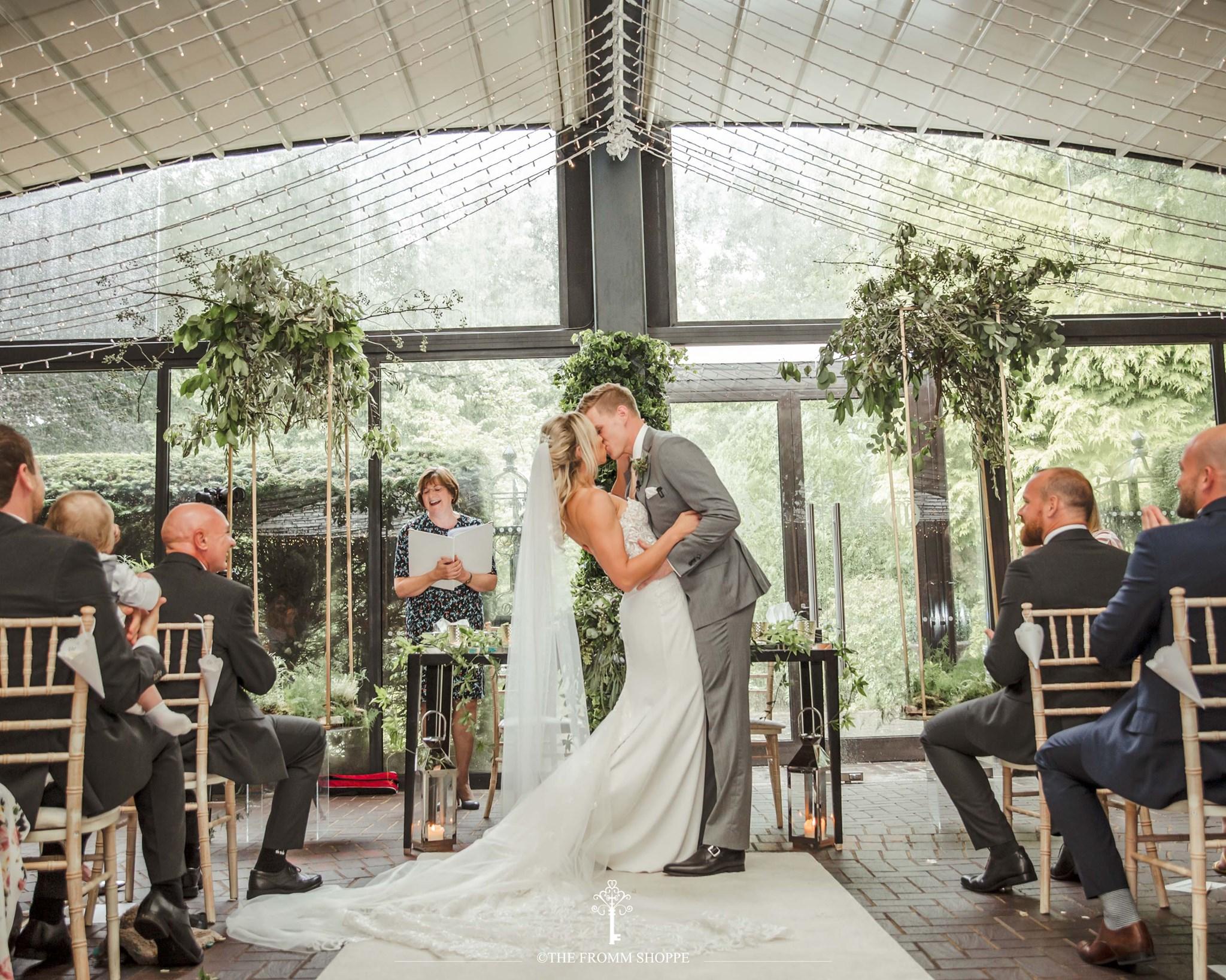 Rosemary & Jonathan – A Wedding Far, Far Away