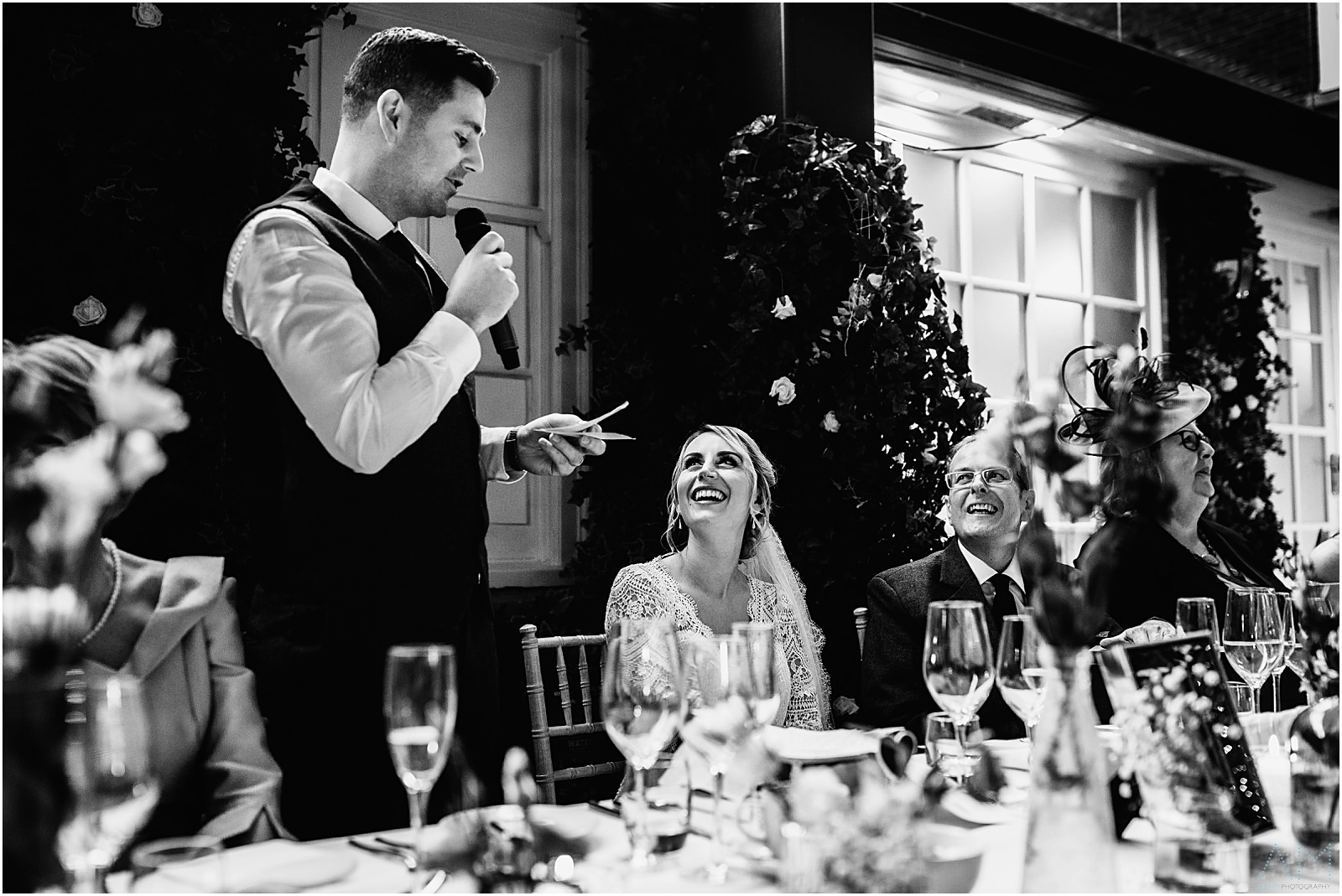 How do you write a best man's speech?