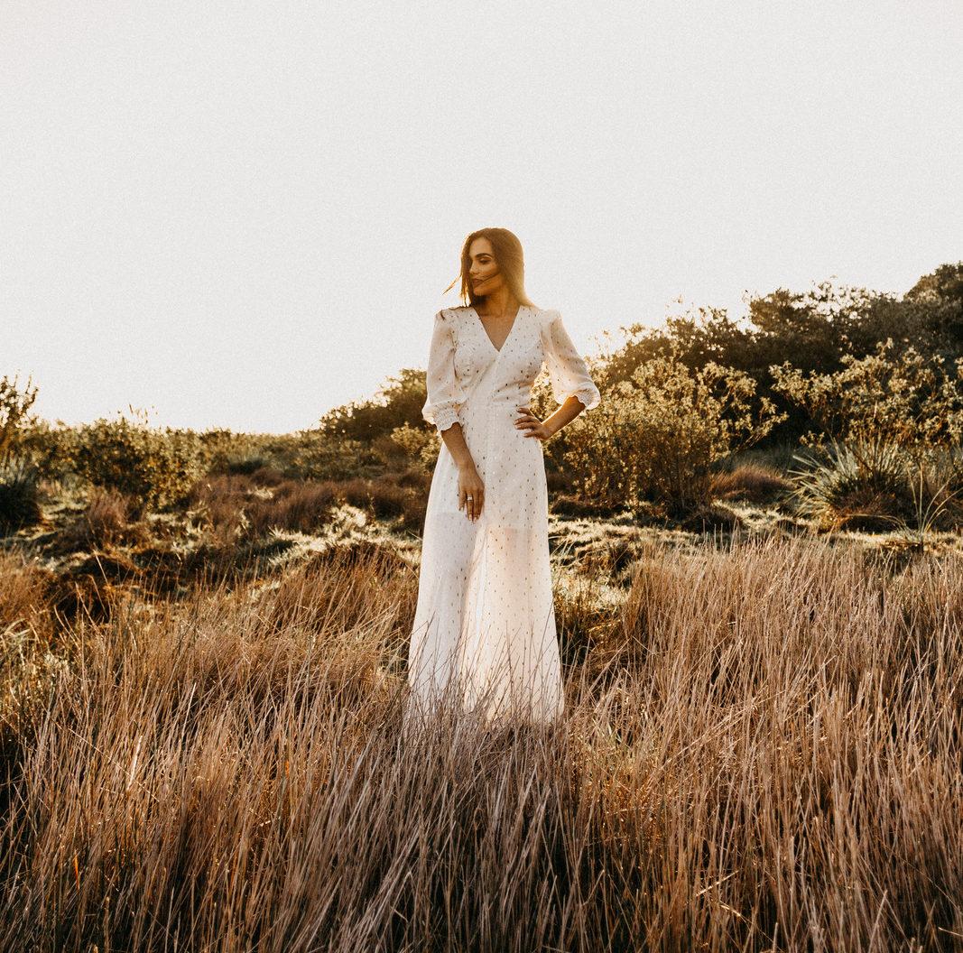 Bridal Jumpsuit For The Fashion-Forward Bride