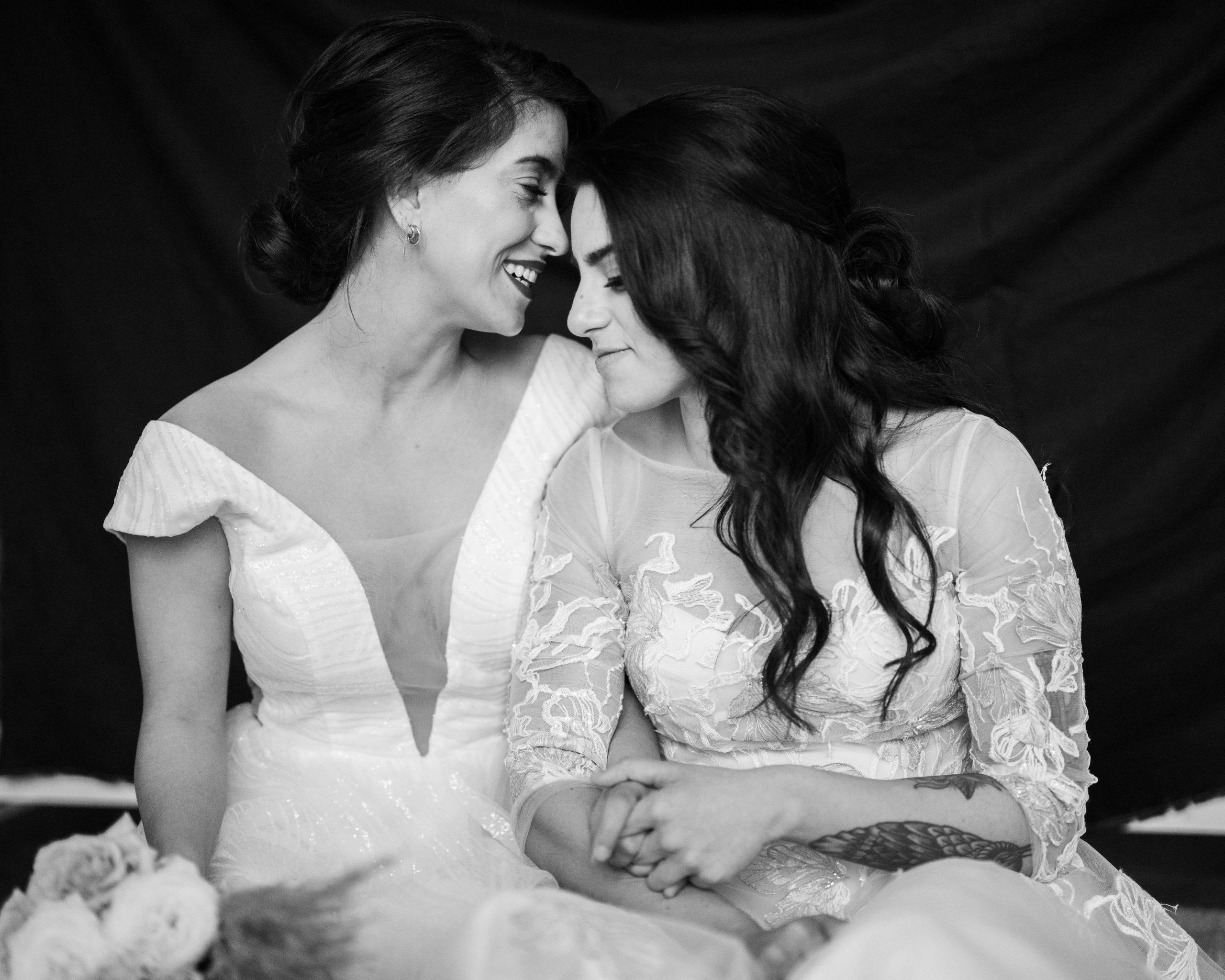 Ideas for same-sex weddings