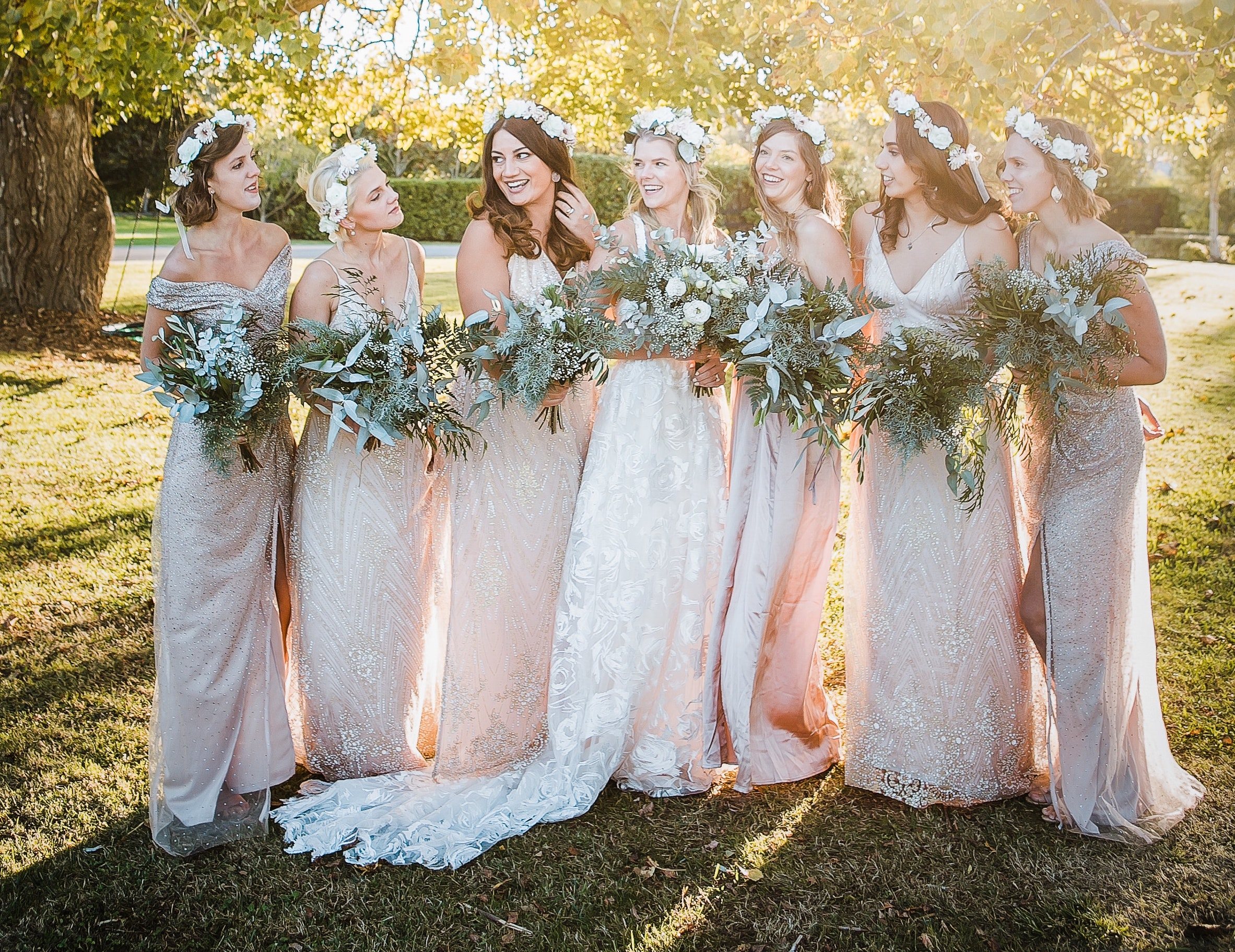 9 Of-The-Moment Bridesmaid Dress Trends You Need to Know About